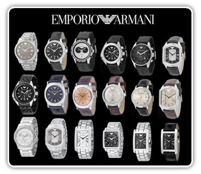 2a0677814322 relojes hombre marca armani