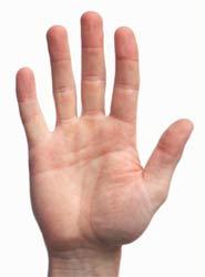 cuidado de las mano