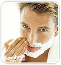 limpiar córneo coño afeitado