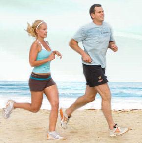 correr-en-la-playa