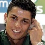 ronaldohairstyle 150x150 Cortes de  pelo de Cristiano Ronaldo