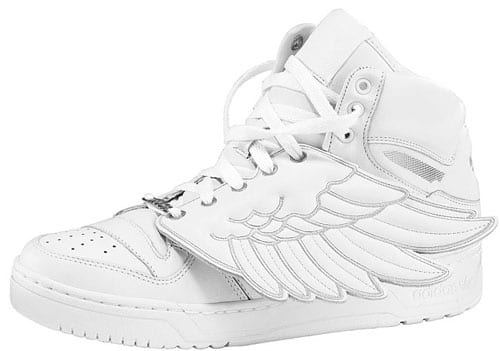 adidas blancas botas