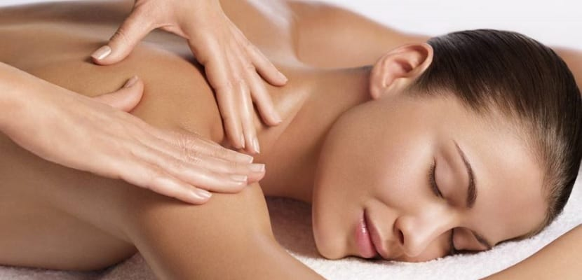 masajes pra estimular puntos débile sen la espalda