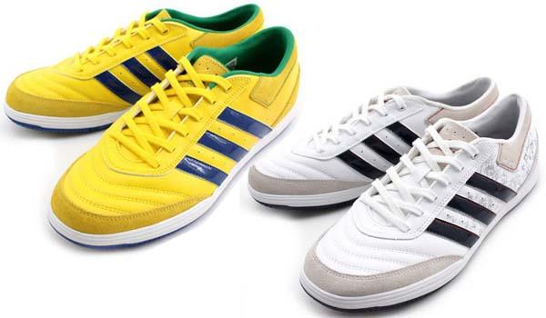 Zapatillas Adidas para el Mundial de Sudafrica
