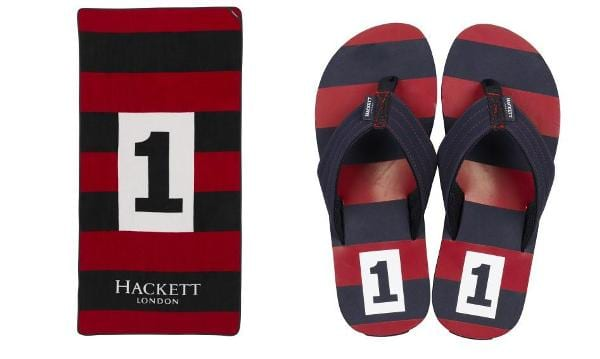 M91410015 671 02 504 540 Summer Beach kit de Hackett