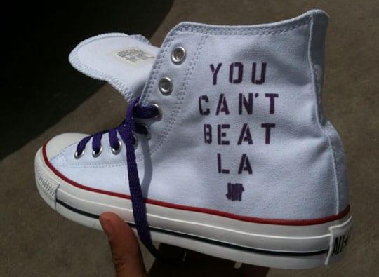 converse Converse también va con los Lakers