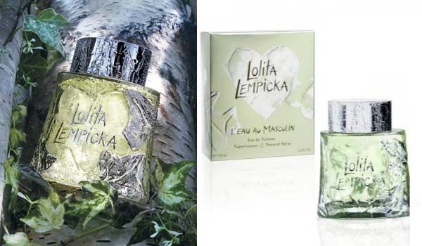 lolita Lolita Lempicka reinterpreta su fragancia masculina