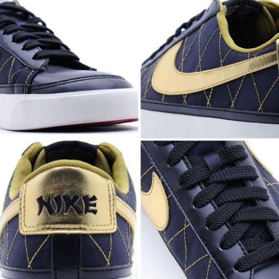 nike21 Nike Blazer Low, espectaculares y con un toque oriental