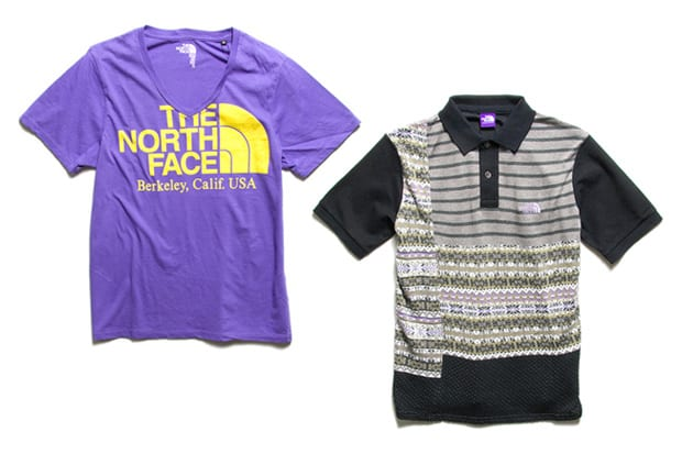 north Camisetas The North Face Purple Label Primavera Verano 2010