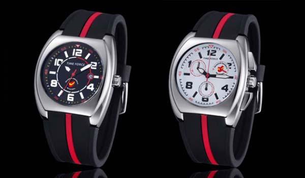 t1 Time Force presenta el reloj de la Selección