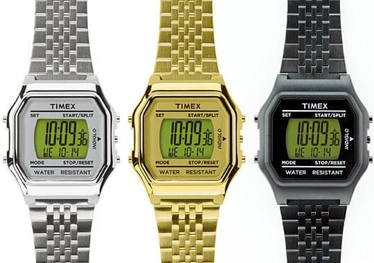 timex2 Timex 80 Jumbo Metal