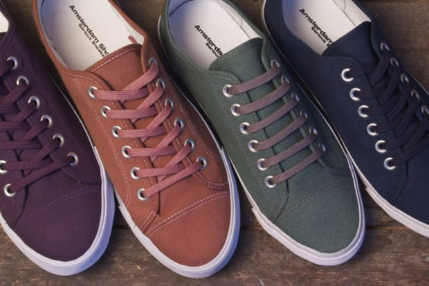 am1 Zapatillas de Amsterdam Shoe Co.