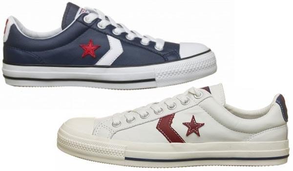 zapatillas converse star player cuero