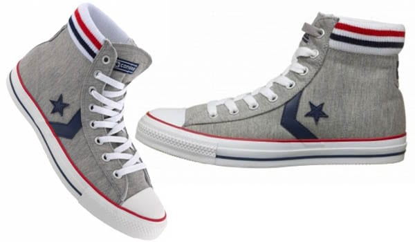 d13 Converse Star Player Sock