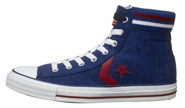 d23 Converse Star Player Sock