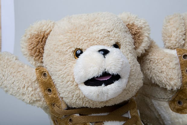 adidas1 Teddy Bears de Jeremy Scott, ahora en beige