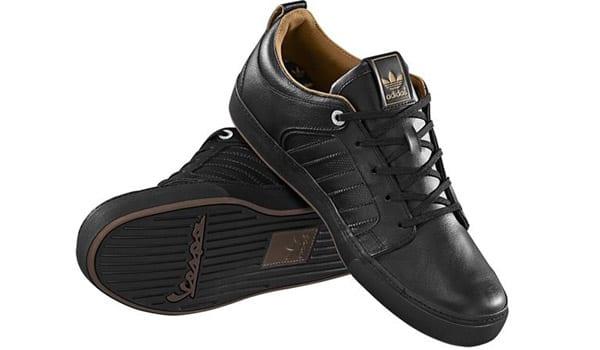 zapatillas adidas de cuero hombre