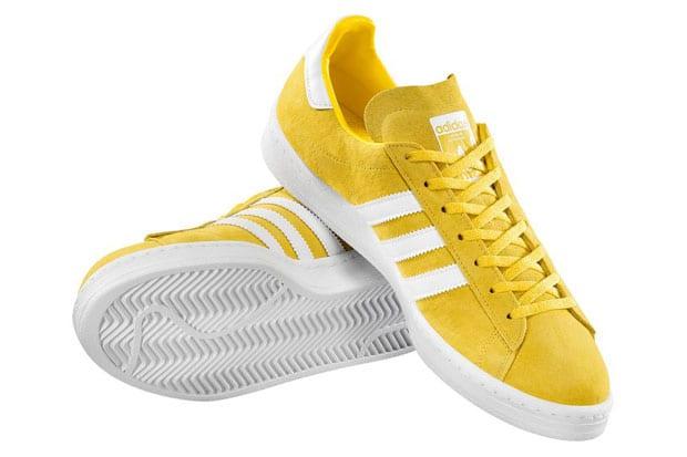adidas gazelle hombre amarillas