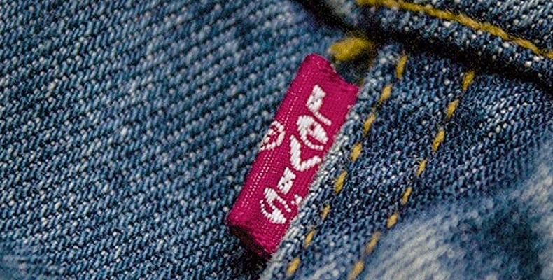 Cómo detectar falsos Levi s 501 Jeans 35e5f0a21ec