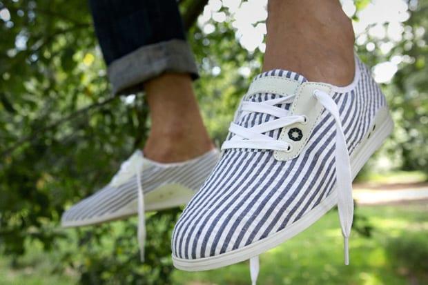 hombres y zapatos