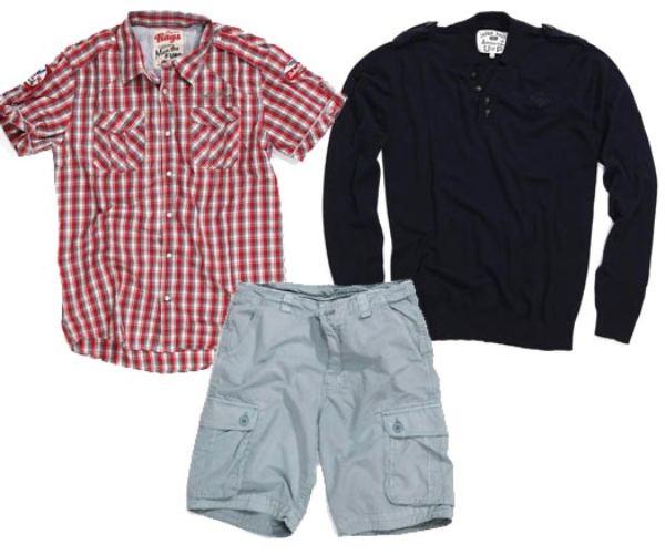 ropa para primavera verano 2011