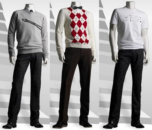 Colores, ropa informal