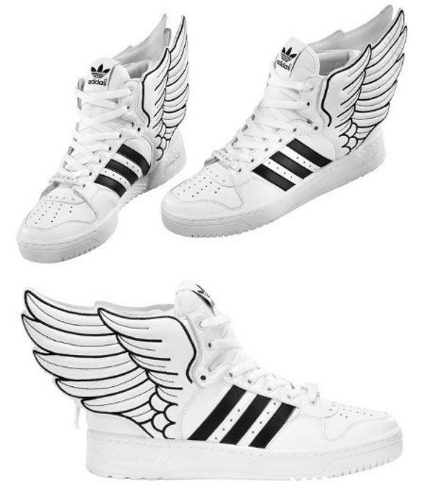 zapatillas con alas