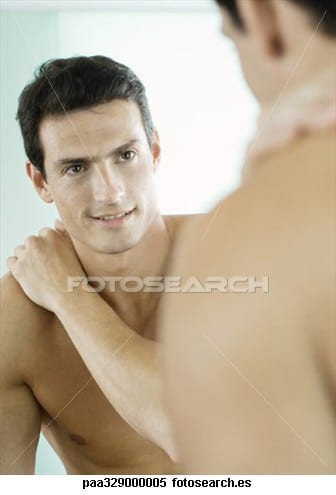 Hombres arruga