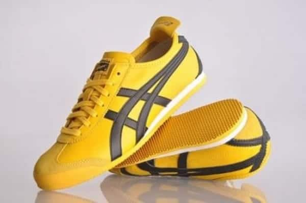 asics amarillas kill