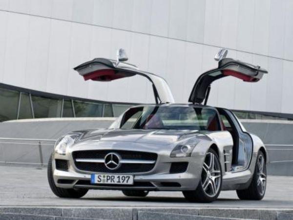mercedes coche deportivo