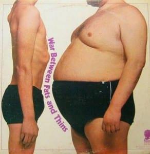 flacos y gordos
