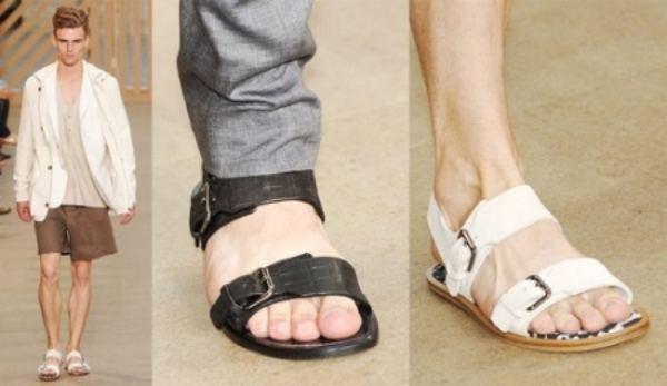 sandalias verano