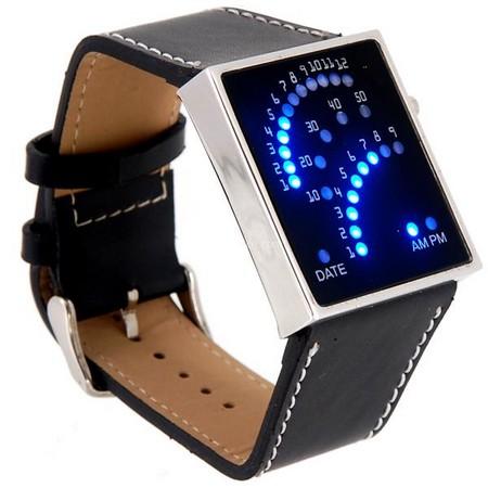 reloj para los amantes de las tecnologias