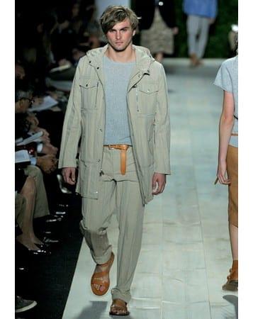 moda primavera verano de Michael Kors