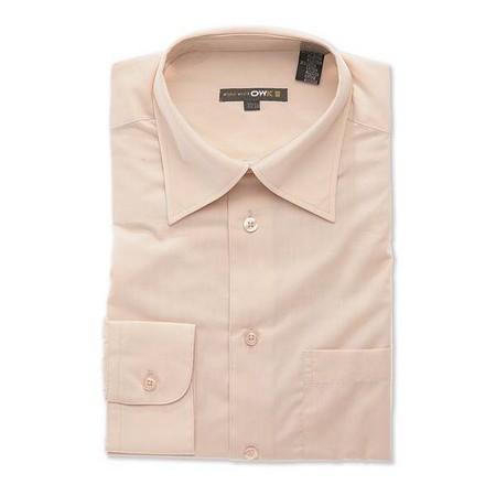 tipos de cuello de camisas para hombre