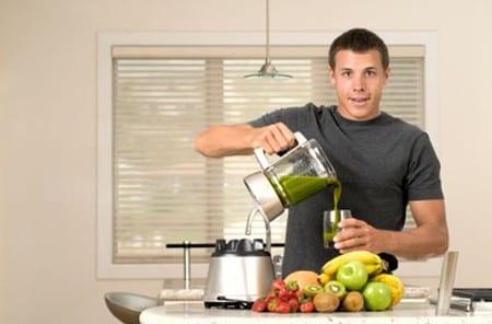 dieta idea para hombres