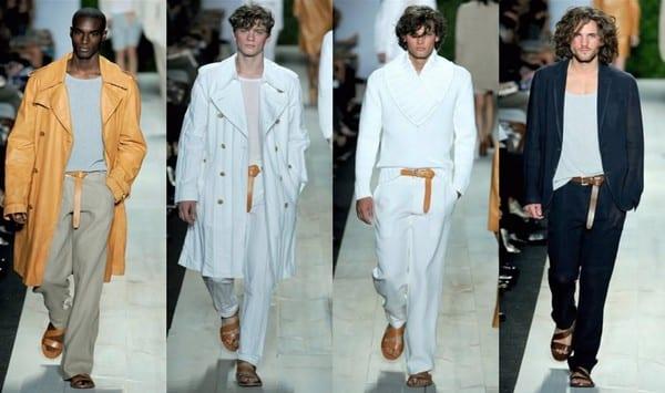 moda para hombres de Michael Kors