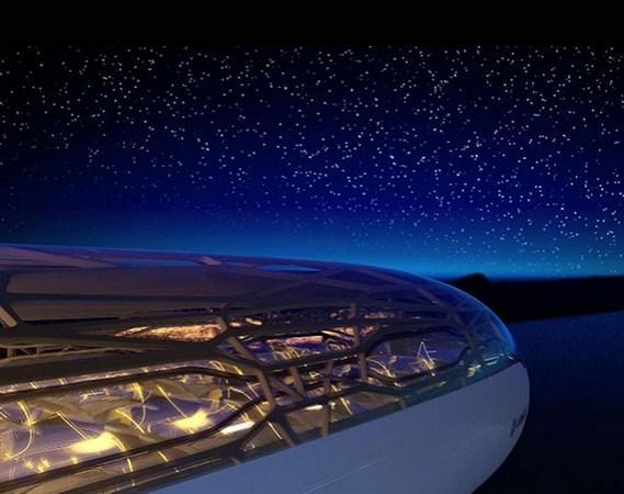 Nuevo avión del futuro