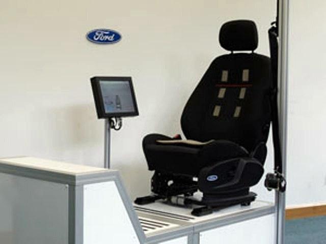 asiento ford para problemas de corazón