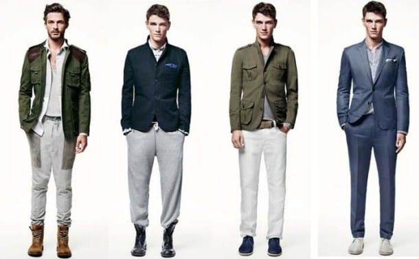 Moda Versace para H&M
