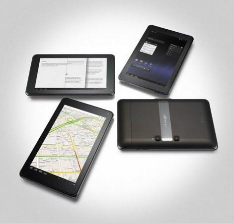 Tablet Optimus de LG lo último en tablets