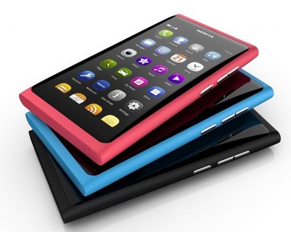 Nuevo Nokia N9