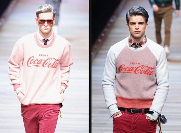 Moda Coca Cola