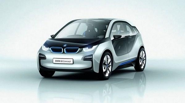 Coche BMW i3