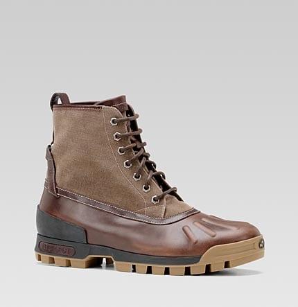 Gucci botas