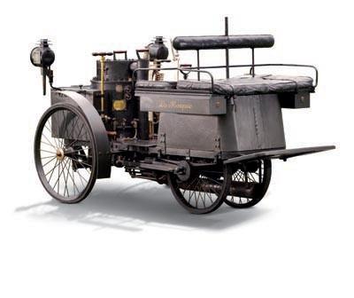 Primer coche