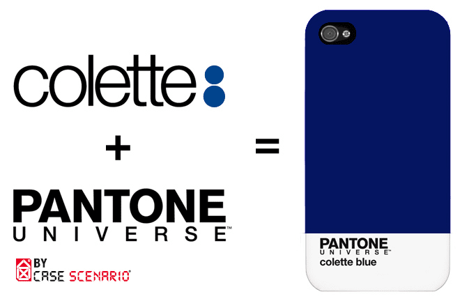 Colette+Pantone