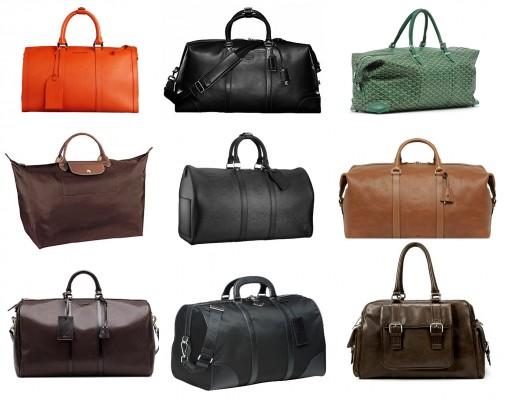 9 bolsas de viaje para tu pr¨®ximo destino - TenerClase.com