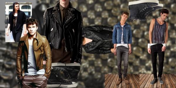 En cuanto a la ropa, siempre podéis recurrir a una chaqueta de cuero. La podéis encontrar en cualquier tienda, desde Zara hasta Balmain.