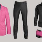 Combinacion negro y rosa Versace HM